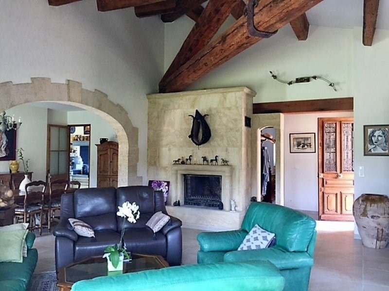 Vente de prestige maison / villa Boulbon 870000€ - Photo 6