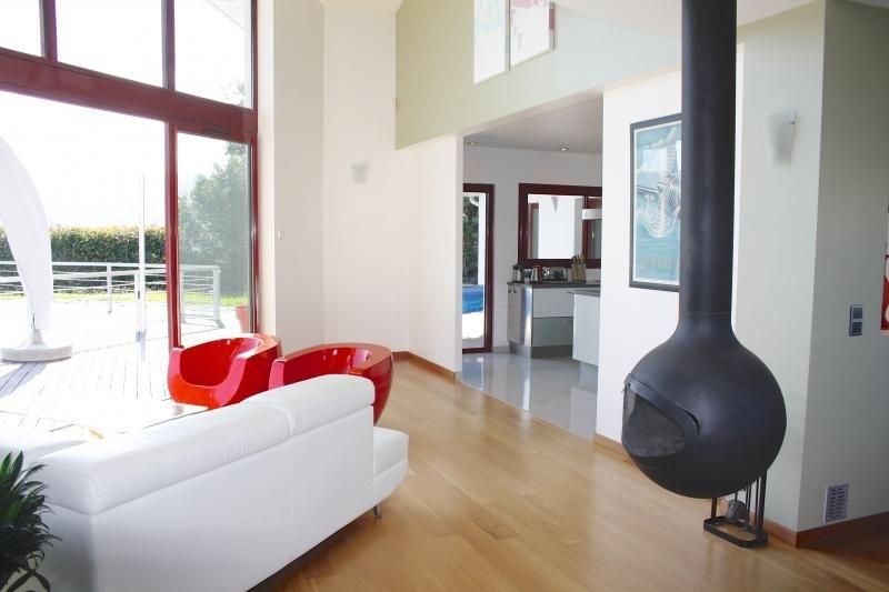 Venta de prestigio  casa Urrugne 1580000€ - Fotografía 6