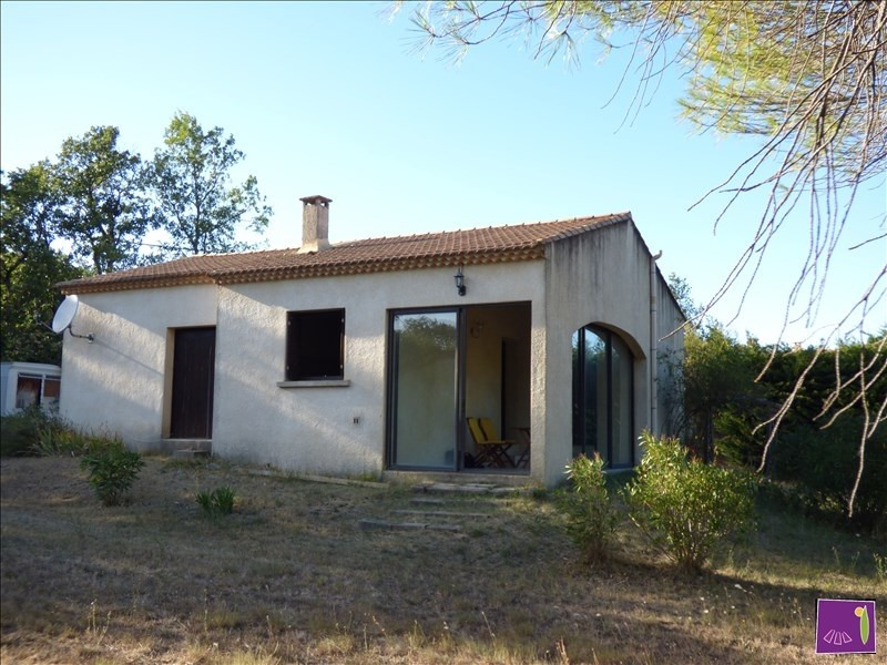 Verkoop  huis Goudargues 168500€ - Foto 9