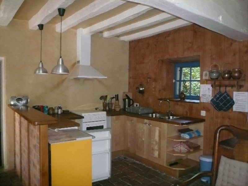 Vente maison / villa Henrichemont 122000€ - Photo 3