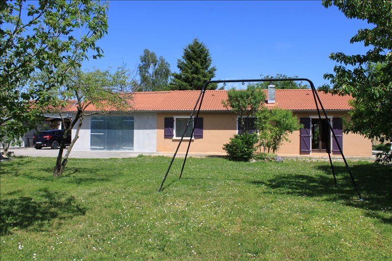 Sale house / villa Marcollin 210000€ - Picture 1