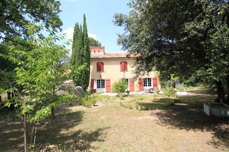 Deluxe sale house / villa Jouques 650000€ - Picture 4