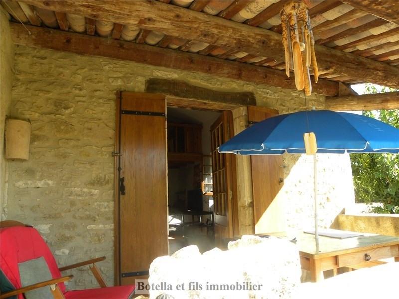 Vente maison / villa Goudargues 112000€ - Photo 8