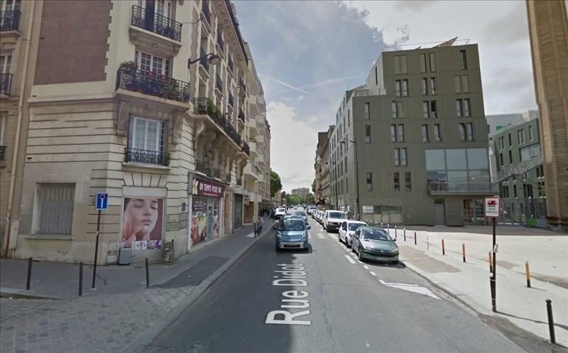 Vente parking Paris 14ème 24000€ - Photo 1