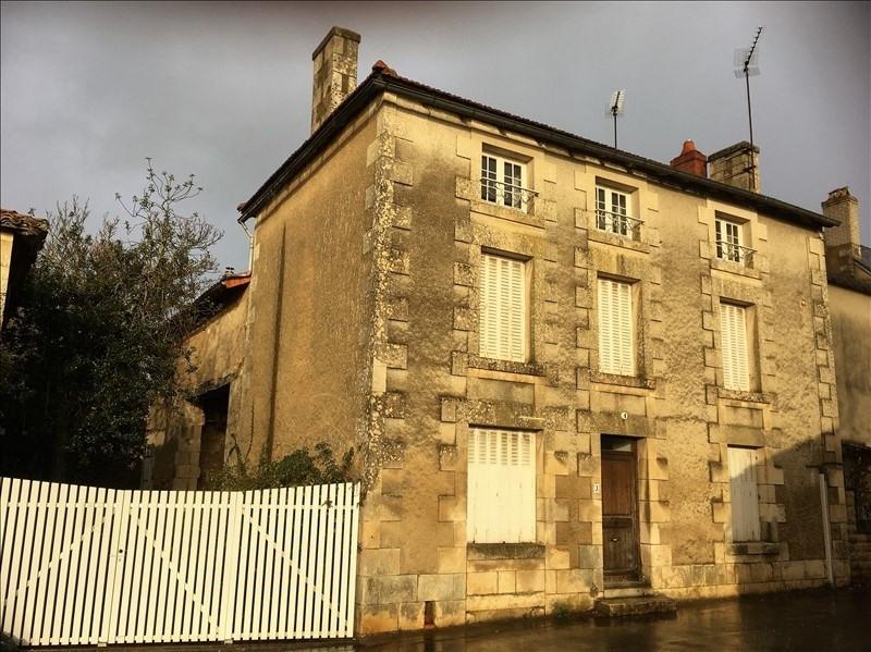 Vente maison / villa La chapelle mouliere 138000€ - Photo 7