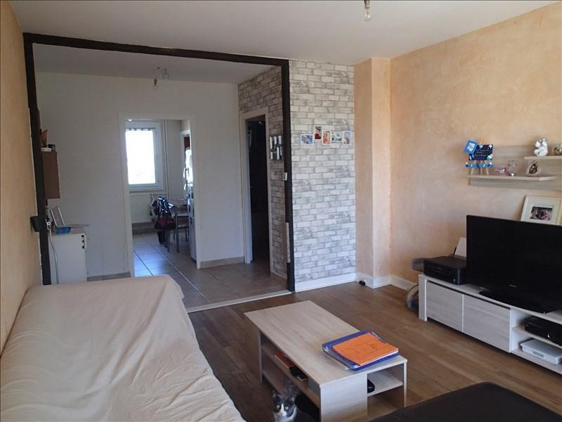 Vente appartement Bourg les valence 106000€ - Photo 2