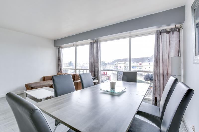 Sale apartment Pontoise 150000€ - Picture 2