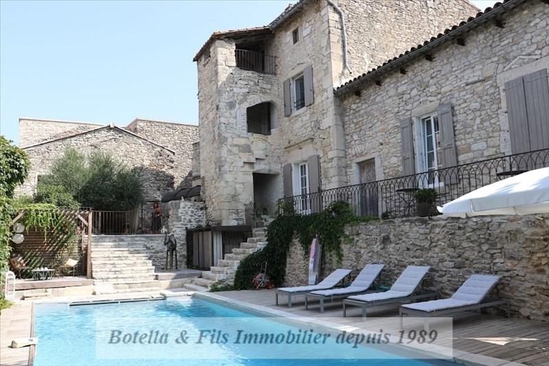 Deluxe sale house / villa Uzes 1190000€ - Picture 1