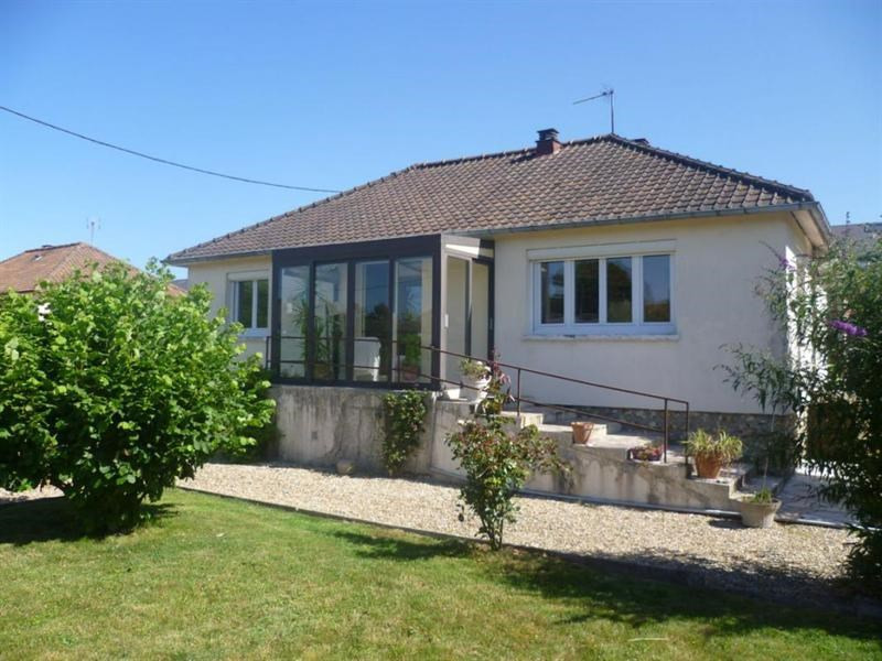 Vente maison / villa Beuzeville 167000€ - Photo 1