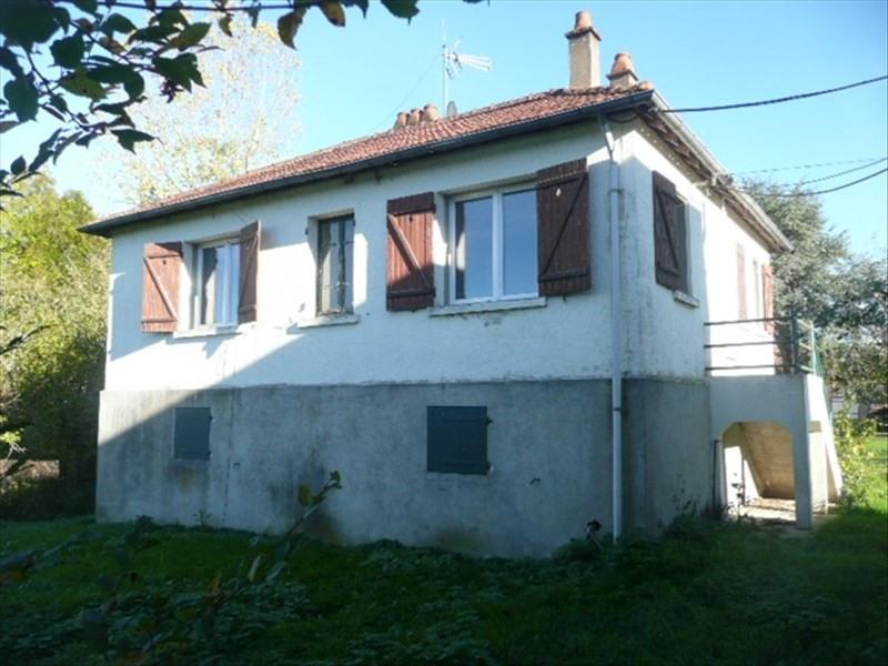 Sale house / villa Concressault 78000€ - Picture 1