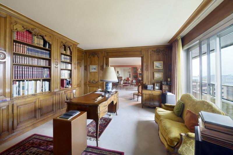 Revenda residencial de prestígio apartamento Paris 16ème 3140000€ - Fotografia 4