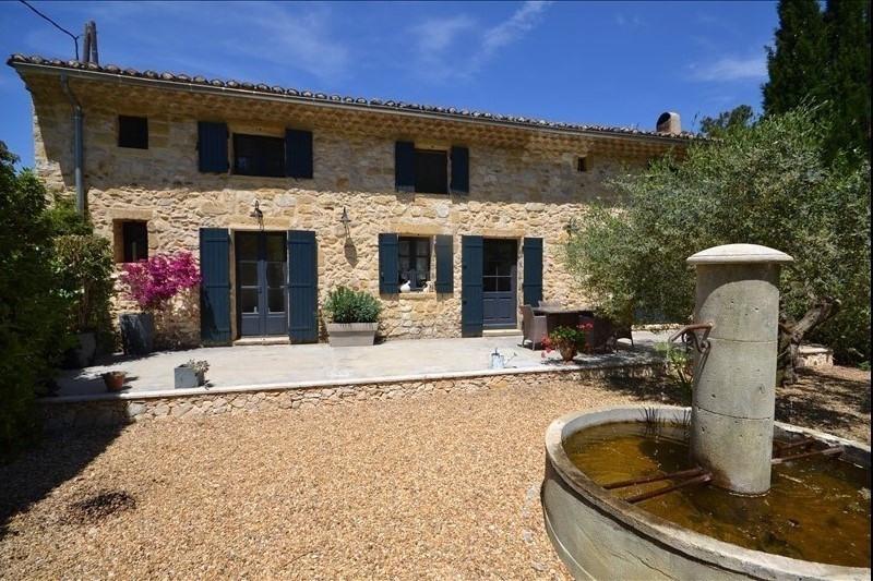 Vente de prestige maison / villa Hameau de truel 699000€ - Photo 1