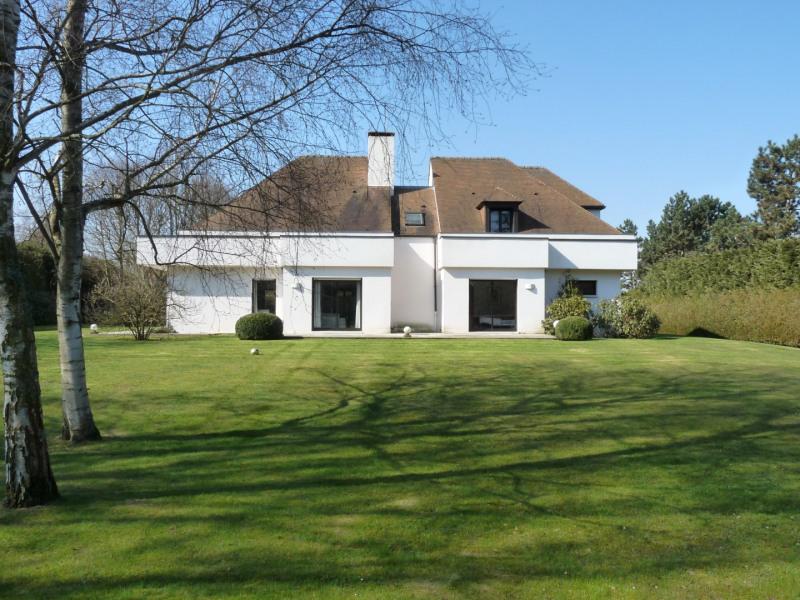 Rental house / villa Saint-nom-la-bretèche 4950€ CC - Picture 1