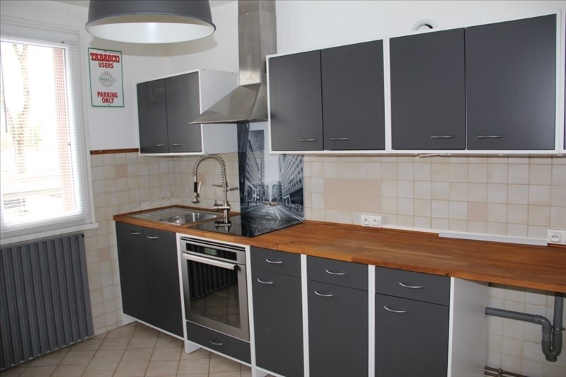 Sale apartment Bourgoin jallieu 132 000€ - Picture 1