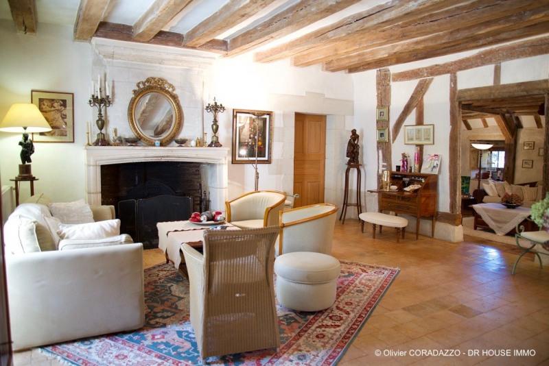 Vente de prestige maison / villa Tours 1370000€ - Photo 3
