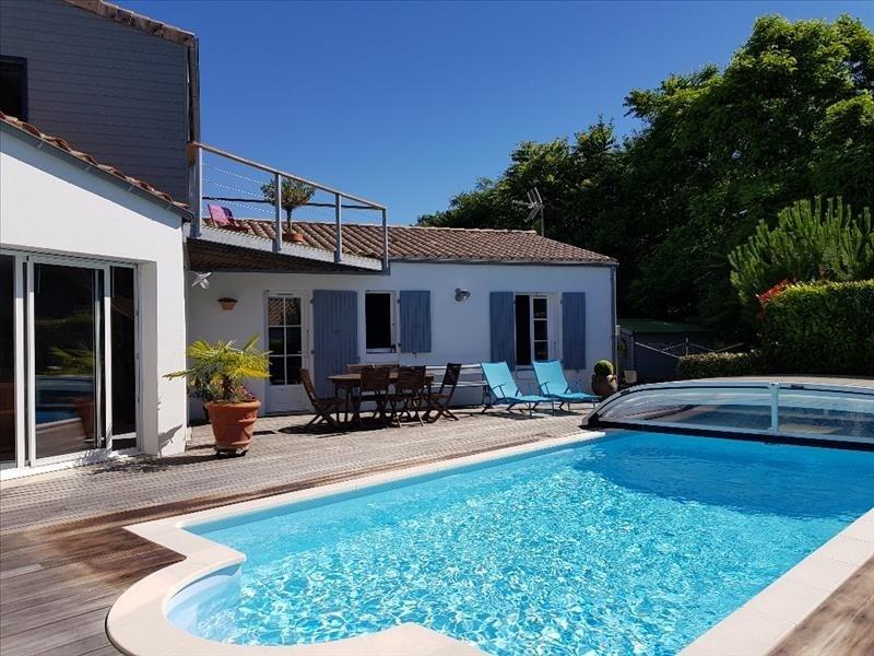 Vente de prestige maison / villa A 5 minutes du bord de mer 555000€ - Photo 3