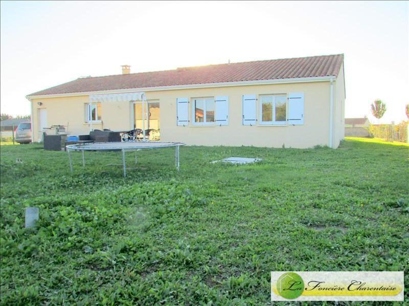 Vente maison / villa Vervant 138000€ - Photo 9