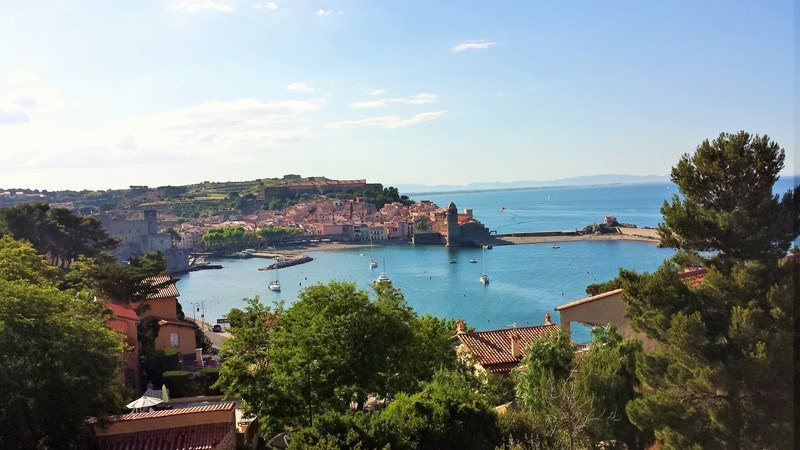 Location vacances appartement Collioure 193€ - Photo 9