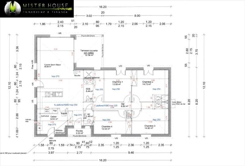 Verkoop  huis Montauban 258000€ - Foto 3