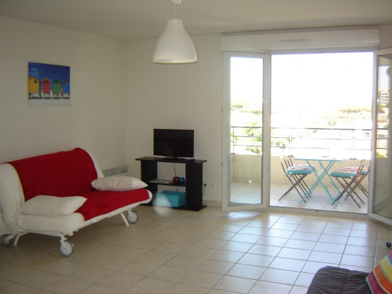 Vacation rental apartment Carnon plage 400€ - Picture 1