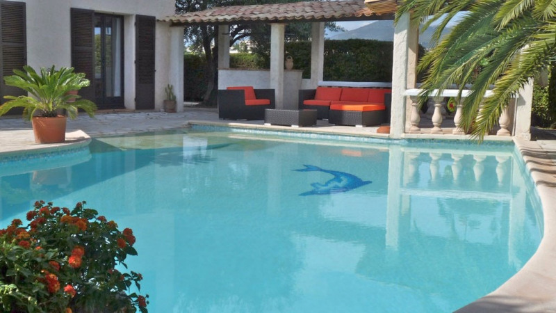 Deluxe sale house / villa Nice 1 990 000€ - Picture 1