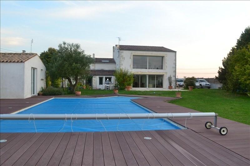 Verkauf von luxusobjekt haus Medis 559600€ - Fotografie 2