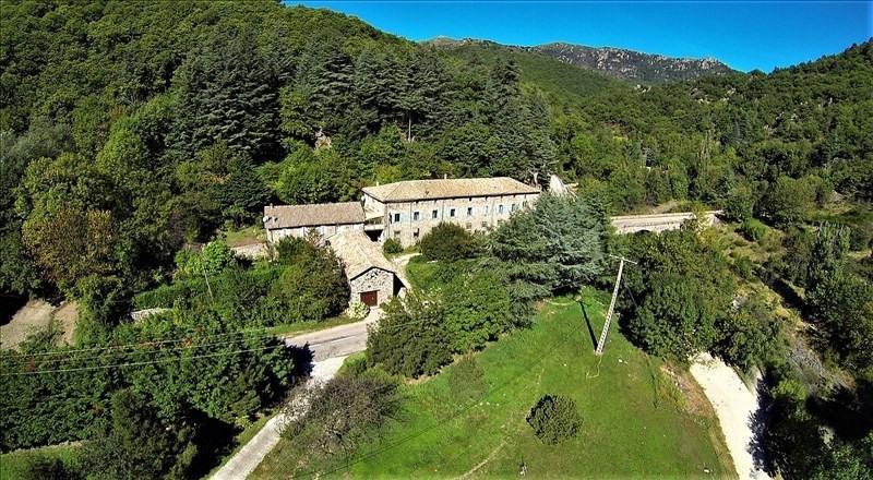 Vente de prestige maison / villa Burzet 1852000€ - Photo 1