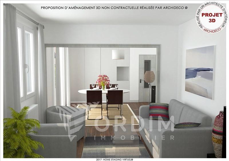 Sale house / villa Escolives ste camille 137500€ - Picture 5