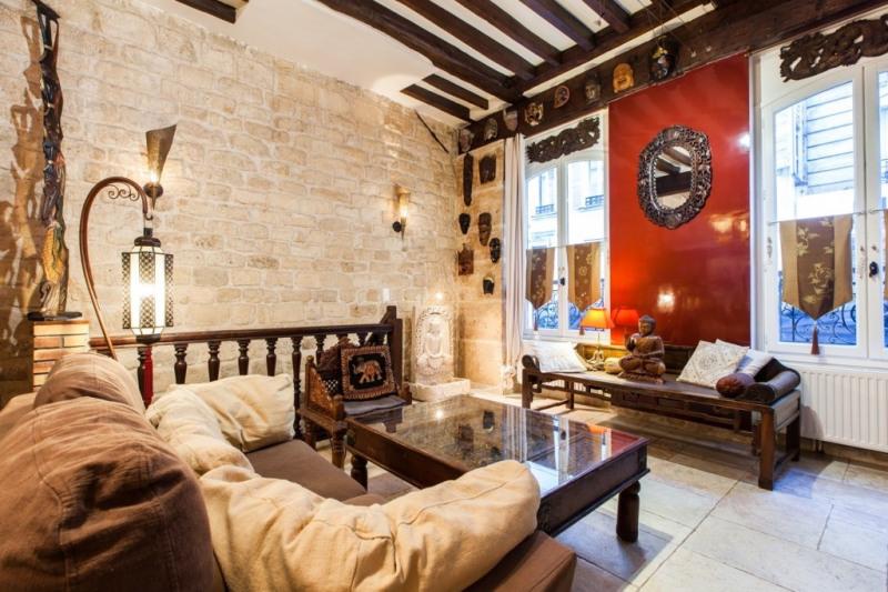 Sale apartment Paris 17ème 460000€ - Picture 1