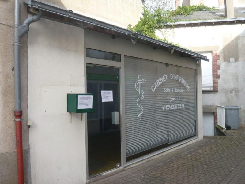 Rental empty room/storage Meslay du maine 132€ HC - Picture 1