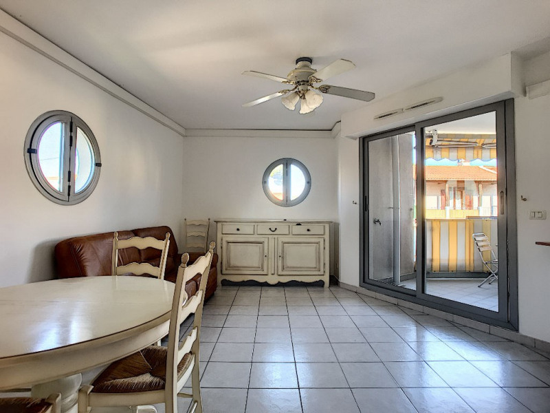 Investment property apartment Cagnes sur mer 265 000€ - Picture 1