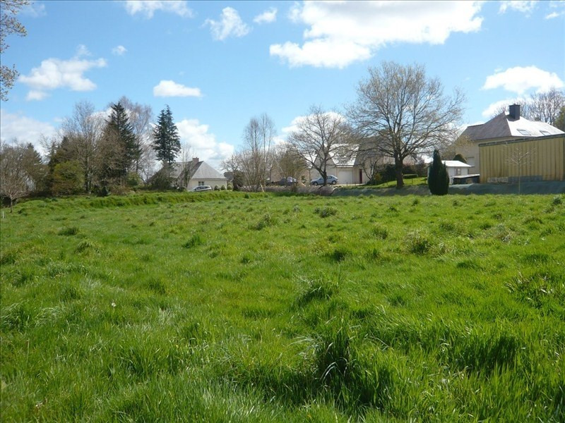 Vente terrain Pluvigner 88 560€ - Photo 1