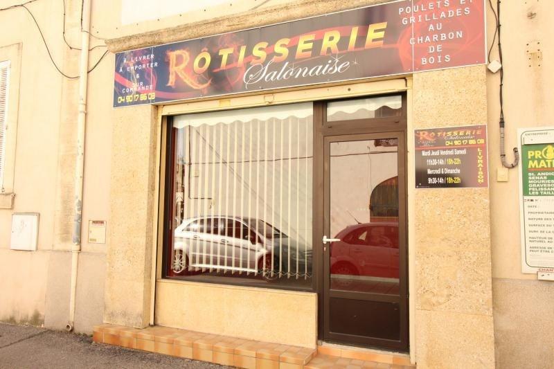 Location local commercial Salon de provence 520€ +CH/ HT - Photo 1