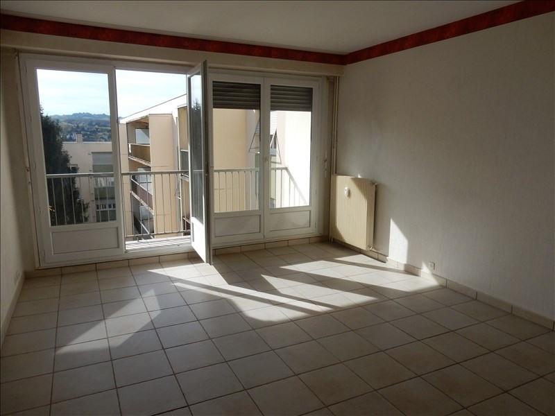 Verkoop  appartement Pont eveque 120000€ - Foto 1