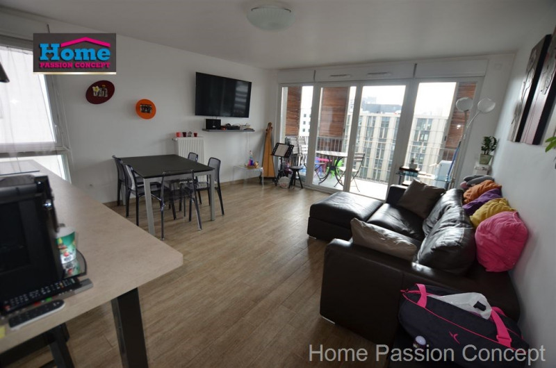 Vente appartement Nanterre 427 000€ - Photo 2