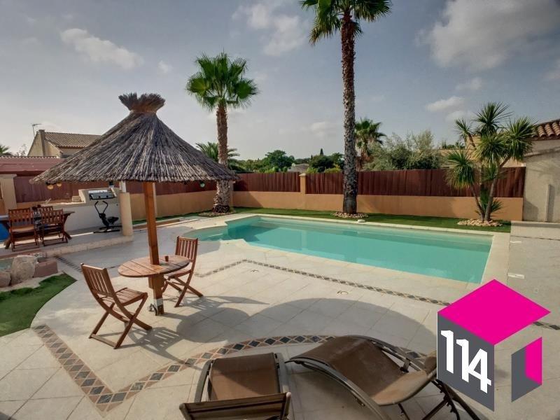 Sale house / villa St bres 540000€ - Picture 4
