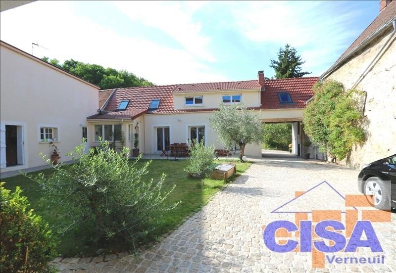 Rental house / villa Verneuil en halatte 1600€ CC - Picture 1