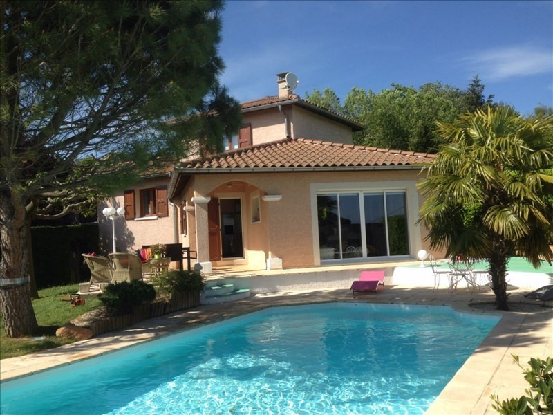 Vente maison / villa Anjou 299 000€ - Photo 1