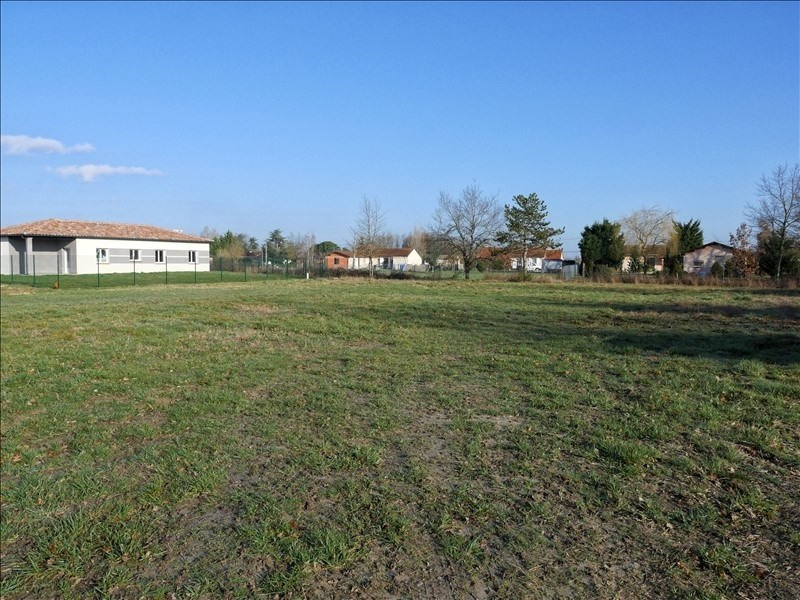 Sale site Montbeton 53 500€ - Picture 1