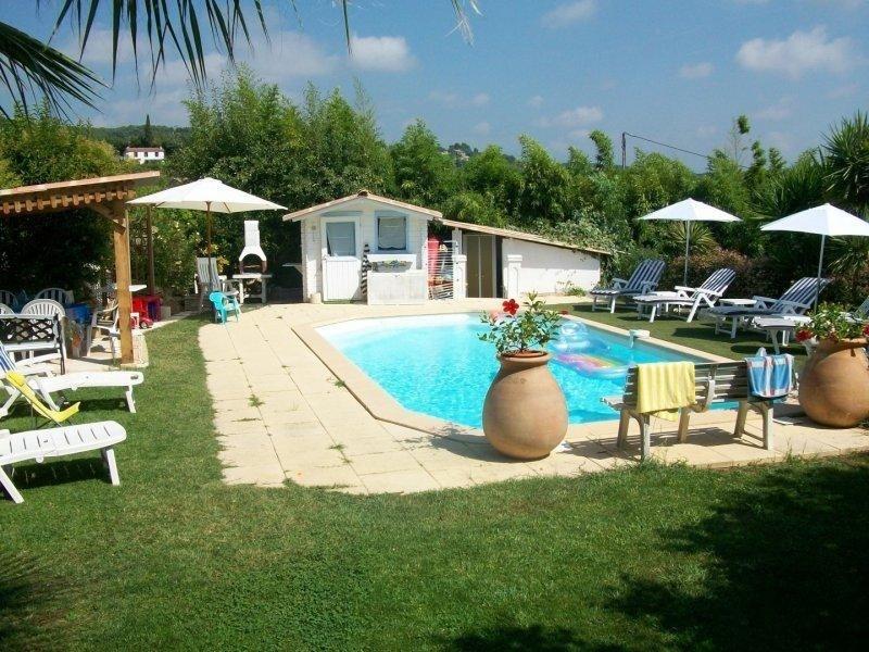 Immobile residenziali di prestigio casa Vallauris 1690000€ - Fotografia 9