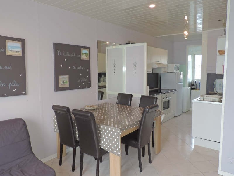 Vente appartement Quend plage les pins 181500€ - Photo 1