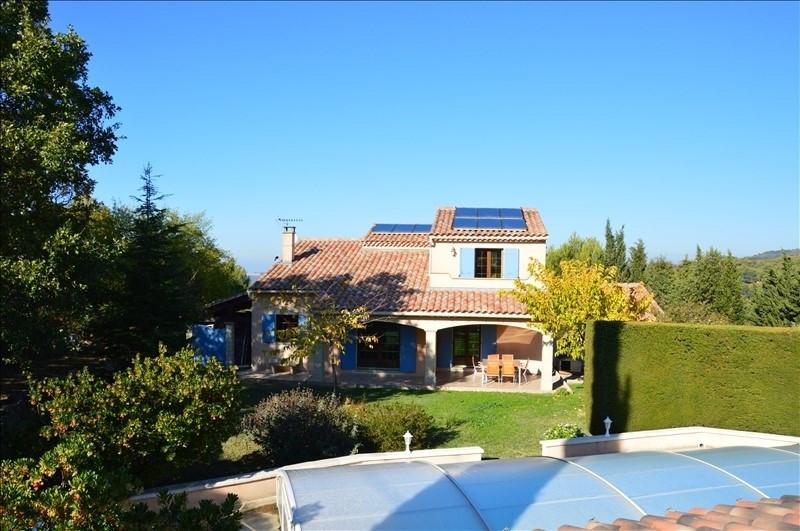 Sale house / villa Malemort du comtat 445000€ - Picture 5