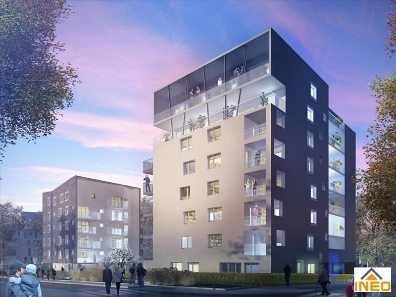 Vente appartement Rennes 222000€ - Photo 2