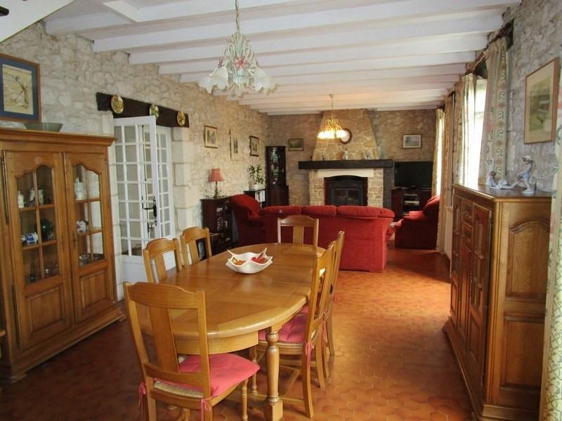 Sale house / villa Bonneville et st avit de f 229500€ - Picture 3