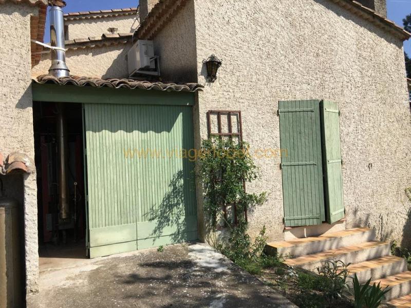 Vendita nell' vitalizio di vita casa Vinon-sur-verdon 120000€ - Fotografia 12