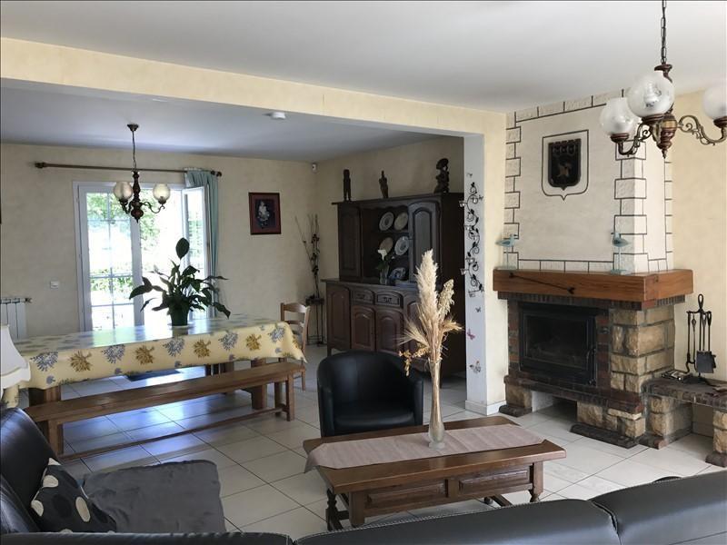 Vente maison / villa St valerien 325500€ - Photo 3