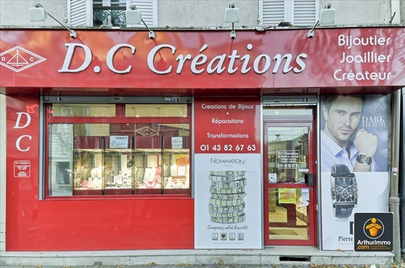 Vente fonds de commerce boutique Villeneuve st georges 70000€ - Photo 1
