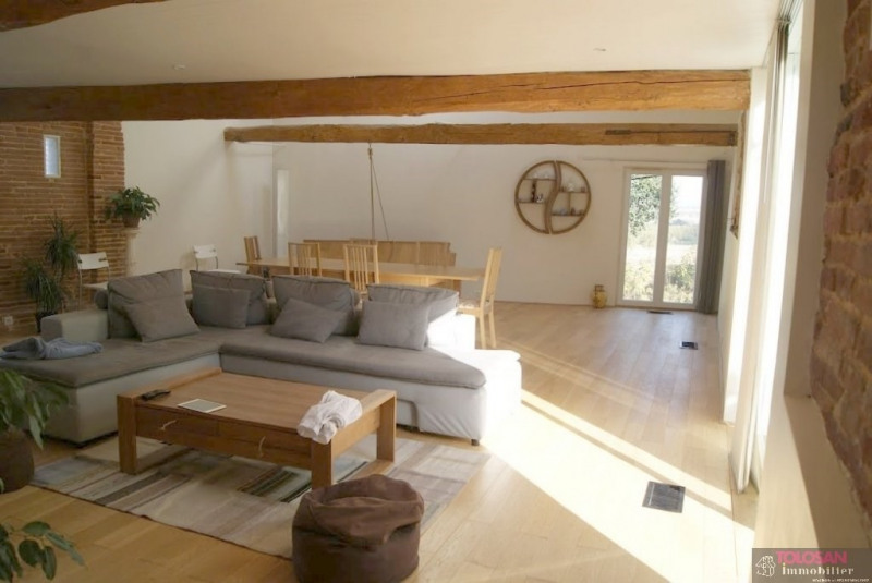 Deluxe sale house / villa Ayguesvives secteur 450 000€ - Picture 5