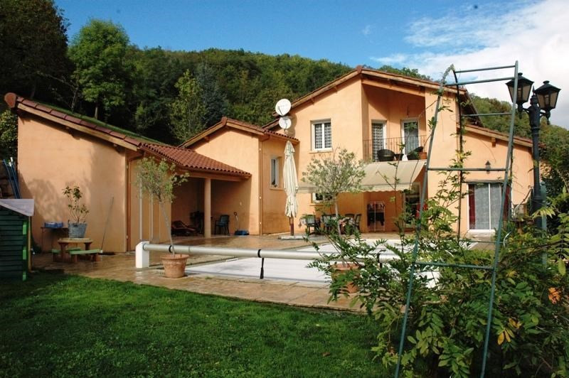 Vente maison / villa Villefranche sur saone 490000€ - Photo 2