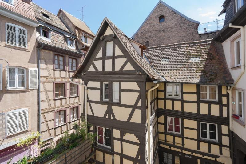 Sale apartment Strasbourg 183750€ - Picture 1